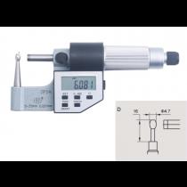 Микрометр  трубный  цифровой   МТЦ    0 - 25  мм  IP54    тип  D
