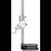 Штангенрейсмас с отсчетным устройством по круговой шкале   ШРК - 300-0,02