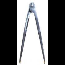 Циркуль разметочный  с напайками  из  т / сплава     ЦРТ - 150  мм