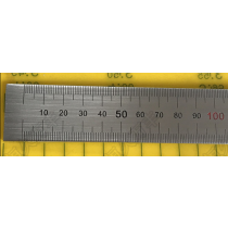 Линейка  металлическая   2000 х 15 х 0,5  мм