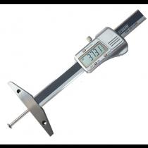 Глубиномер   цифровой   ГЦ  0 - 200  мм  Ø  стержня  4  мм    Ø 4, Ø 8, R 5