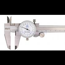 Штангенциркуль с  круговой  шкалой   ШЦК-I- 150 - 0,02