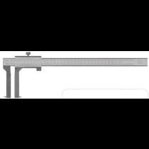 Штангенциркуль  ШЦО  50-500-0,02 / 150 мм  для внутренних  канавок