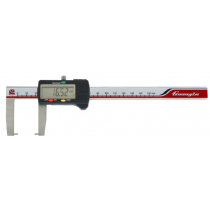 Штангенциркуль  цифровой ШЦЦО 0-200-0,01 / 50 мм  для внешних измерений канавок
