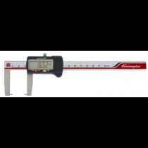 Штангенциркуль  цифровой ШЦЦО 0-600-0,01 / 90 мм  для внешних  канавок