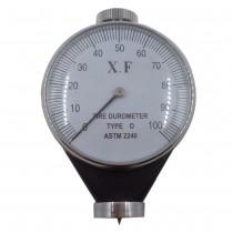Твердомер индикаторный по Шору  Ø иглы  0,1 мм  с углом 30°  ( 0-100 НD )