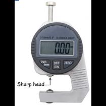 Толщиномер  цифровой    ТРЦ 12,7 -20 0,01  mini   тип  С