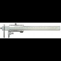 Штангенциркуль  ШЦО  5-300 - 0,02  для измерения межцентровых расстояний  (  квадрат )