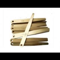 Щупы  длиной  100 мм  /  0,05 - 1,0  мм   - поштучно