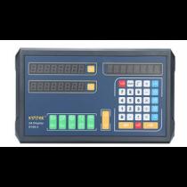 Устройство  цифровой  индикации  D 100   на две оси   X / Y