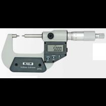 Микрометр цифровой с малыми  измерительными губками   МКЦ - МП  25-50