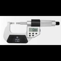 Микрометр  лезвийный цифровой    МЛЗЦ   0 - 25  мм    тип  В