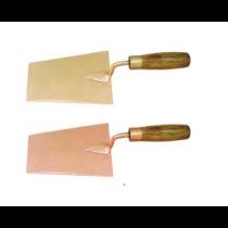 Строительный искробезопасный бронзовый инструмент