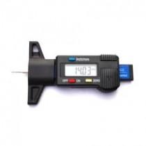 Глубиномер цифровой для протектора шин  ГЦШ-25  ( 0-25мм )  Carbon
