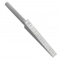 Щуп клиновой-Клин для контроля зазоров   (0,5 - 16,0 мм)  0,5 мм  Россия