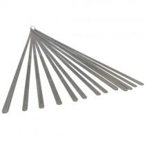 Набор  щупов  длиной  -   1000 мм  /  0,02 - 1,0  мм