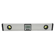 """Уровень  цифровой   УУКЦ  400  ( 0°-360° ) 5""""  с лазерем и магнитным основанием"""